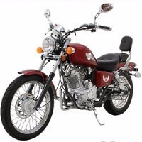 summer discount 250cc Bandit Chopper Motorcycle