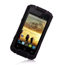 rugged mobile GPS WIFI BT full functions android phone 1GB+8GB MTK6582 smartphone PTT rugged phone mobile
