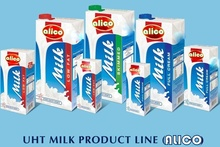 UHT long life Milk ( FROM EUROPE )