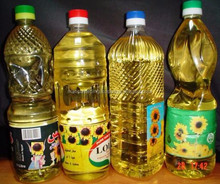 European Refined Sunflower Seed Oil