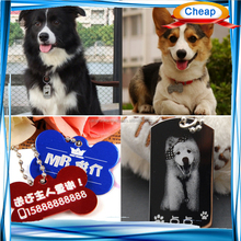 dog tags for name Printing ,Pet ID Tags for personalize printing ,