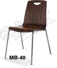 Iron Metal Type and Metal Material Industrial Chairs