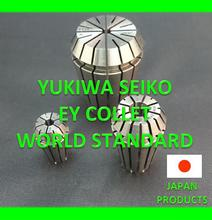 EY spring collet and milling collet chuck tool holder EY series with high-precision made by YUKIWA SEIKO