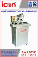 keyway milling machinery for Rotary Pump,Gear Pump,Pressure gauge, Manufacturer