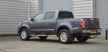 Toyota HiLux 4x4 Double Cab PickUp - Right Hand Drive - Stock no:11389