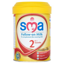 Sma Follow On Milk Powder 900G
