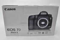 Digital camera Canon EOS7D MarkII