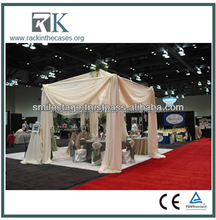 Hot sale outdoor used aluminum pipe and drape truss for wedding
