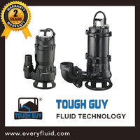 Submersible Pond & Fountain Pump - Tough Guy SSC series-60Hz