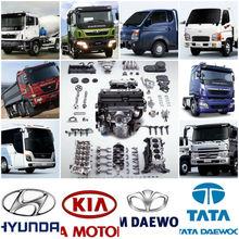 ALL KIND OF KOREA CAR SPARE PARTS