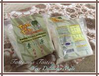 TASTE AND TASTES FRIED VEGETABLE POWDER/ FRIED CHICKEN AND MEAT POWDER/ ALL PURPOSE SEASONING FLOUR 200g