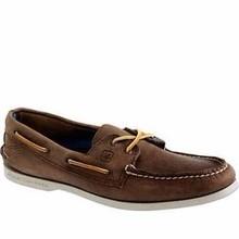 Discount price on Men's Sperry Top-Sider for C_rew Authentic Original 2-eye broken-in boat shoes