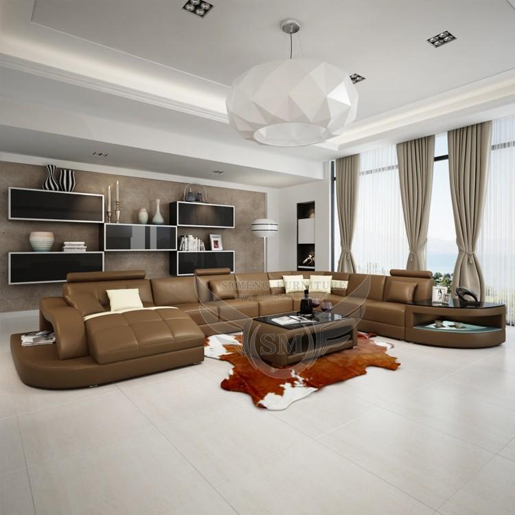 2016 best model genuine leather cheers furniture recliner for Sofa wildleder