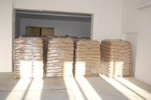 Wood Pellets in 15kg Plastic Bags, 1 Ton 960kg, 28 Pallets