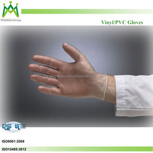 Cheap Working pvc glove importers for high quality
