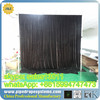 curtian whlesale pipe and drape stand, stage decoration backdrop fabric