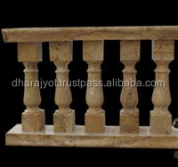 architectural design granite handrail