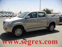 2015 model Toyota Hilux Vigo Champ 3.0 AT, 4x4 (4WD), Double cabin
