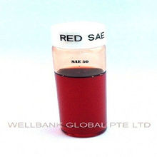 SAE 50 Engine Oil in Red Color