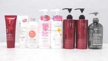 SHIKIORIORI Camellia Oil Hair Shampoo as Your Daily Hair Care Product Made in Japan TC-005-11