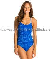 Customized Sport Swimwear performance GYM beachwear