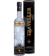 Traveller Black Edition Vodka 750ml