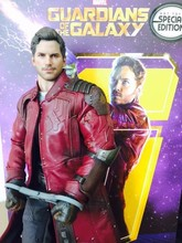 Buy 3 get 1 free HOT TOYS GUARDIANS of the GALAXY- STAR-LORD [EXCLUSIVE W/ SPECIAL GIFT] P/O