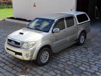 Toyota Hilux sliding windows canopy hard top pick up