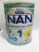 NAN 1 BABY MILK POWDER 400 G X 6 PER CASE