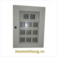 electrical control cabinet metal enclosure