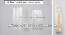 Easy to use and Various popsicle bag at reasonable prices , free sample available