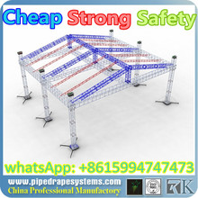 truss Aluminum Display Glass Stage Truss for all activities