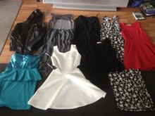 WHOLESALE USED CLOTHES - SUMMER MIX FROM BRISBANE