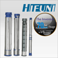 Best Price 100% Copper Wire Agriculture Irrigation 3HP Submersible Pumps water pumps in india