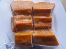 Best Prices Halve Frozen Pumpkin from Vietnam