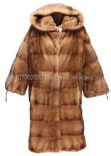Natual Mink fur coat for women & men manufacture, exporter, factory