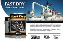 Fast Dry Industrial Enamel - Anticorrosivo Industrial de Secado Rapido