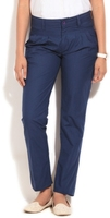official ladies straight pleats pants formal pants for ladies