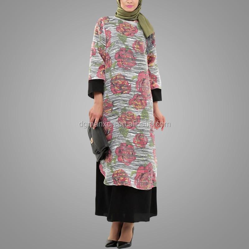 Wholesale dubai fashion abaya Middle east ethnic region and OEM Service supply type women clothing1.jpg