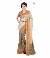 Formal saree blouse designs | Batik silk saree