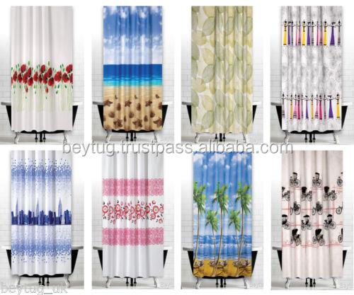 ... Shower Curtain - Buy Shower Curtain,3d Shower Curtain,Short Shower