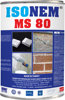 ISONEM MS 80 Transparent Exterior Waterproofing