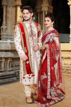 Indian Men`S Wear New Readymade Sherwani