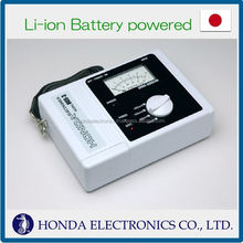 Ultrasonic Power Meter HUS-3 Made in Japan useful for maintenance of cleaner