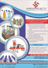Automatic water washing and filling machine / Mineral water filling machine/ mineral water bottling plants