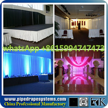 RK portable and adjustable pipe drape-Photo Booth Package