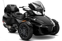USED 2014 CAN-AM SPYDER RT-S (SM6) MOTORCYCLE