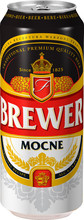 Brewer strong Polish best quality beer 500 ml can