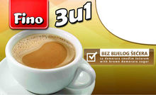 3 in 1 instant coffee with brown sugar