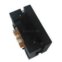Factory Supply TQFN-p0.5-56P Universal QFN56 TQFN56 8*8mm IC Programming Test Socket Adapter 0.5mm Pitch 56 Pin Top Quality